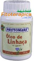 �leo de Linha�a, 60 C�psulas de 500 mg.